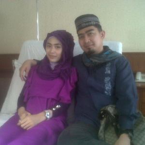 Ustadz Solmed Siapkan Nama Anaknya Saat Umrah