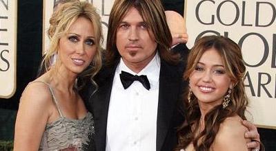 Orangtua Miley Cyrus Batal Cerai