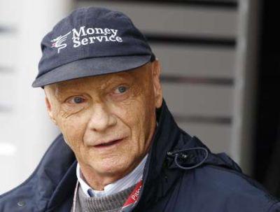 Niki Lauda. (Foto: Reuters)