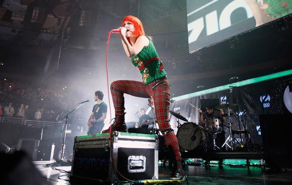 Paramore (Foto: Reuters)