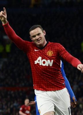 Wayne Rooney. (Foto: Reuters)