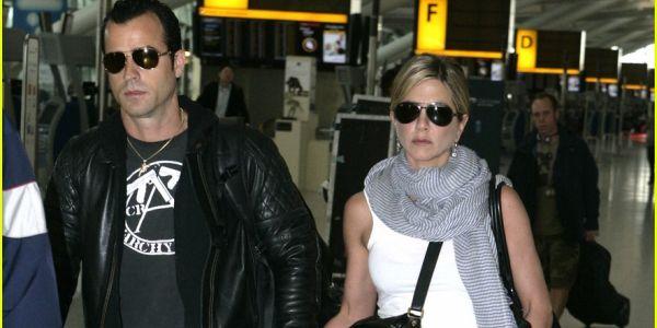 Justin Theroux Bujuk Jennifer Aniston Maafkan Ibunya