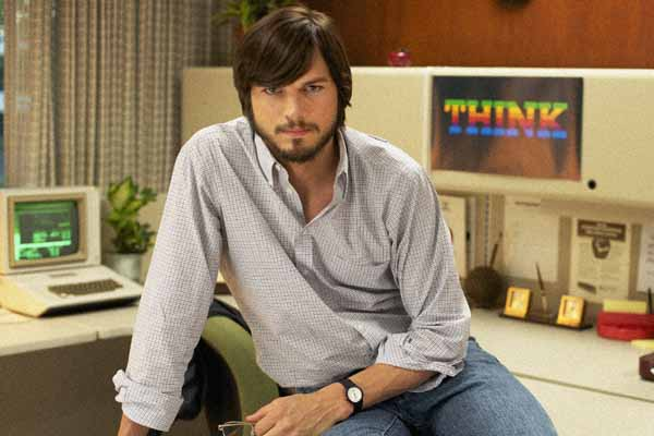 Ashton Kutcher Takut Jadi Steve Jobs