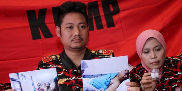 Anak Buahnya Tertembak, Ki Kusumo Lapor Polisi