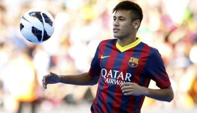 Neymar da Silva Santos Junior. (Reuters)