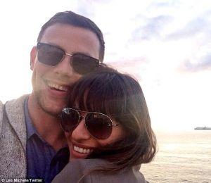 Lea Michele Upload Foto Mesra dengan Cory Monteith Sebelum Meninggal