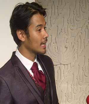 Chico Jeriko Jadi Tukang Ojek di Tengah Konflik Ambon