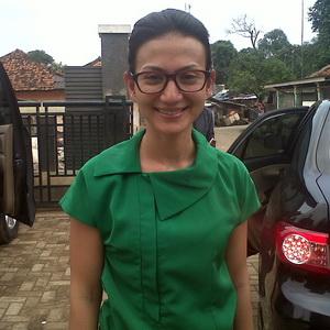 Wanda Hamidah Senang-Senang Saja Jadi Janda