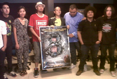 Pemain Stand Up Comedy Kumpul di Film Comic 8