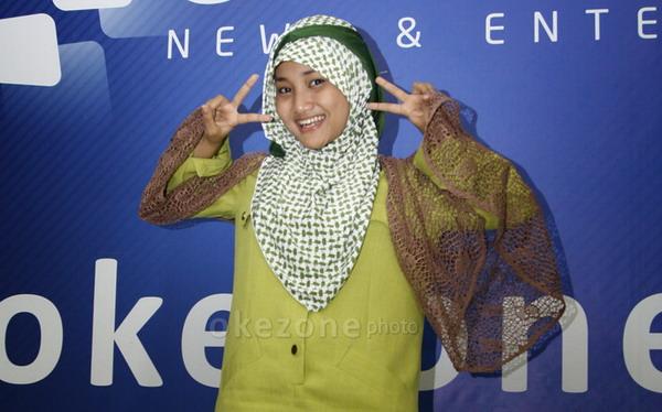 Punya Penghasilan, Fatin Tetap Harapkan THR dari Sanak Keluarga