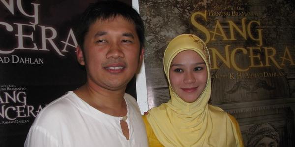 Arti Nama Putri Kedua Hanung Bramantyo & Zaskia Mecca