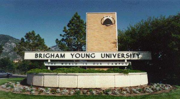 Brigham Young University (stateuniversity.com)