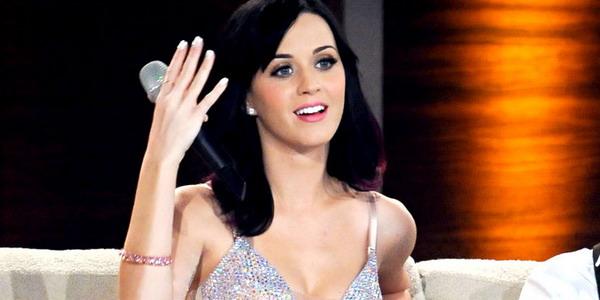 Katy Perry Sakit Perut Lihat Foto Russell Brand Ciuman