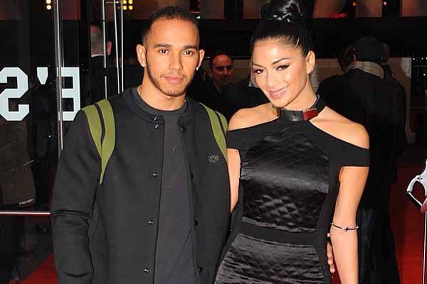 Nicole Scherzinger Masih Cinta Lewis Hamilton