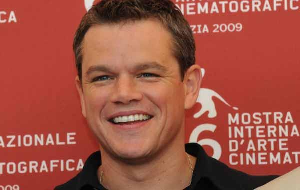 Diet, Matt Damon Jadi Pemarah