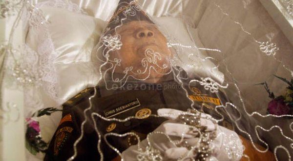 Keluarga Belum Tentukan Tabur Abu Kris Biantoro di Mana