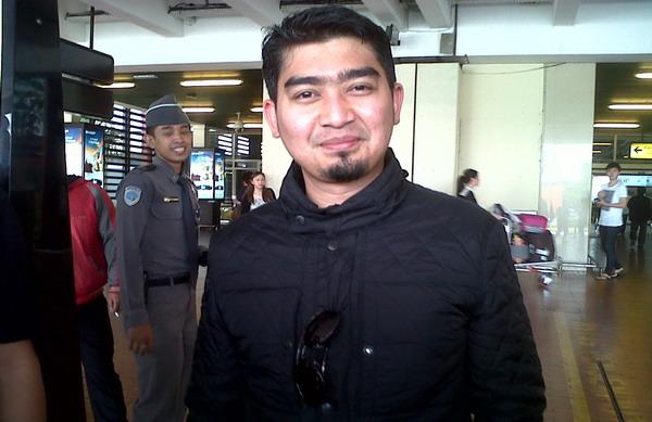 Ustadz Solmed Tak Masalah jika Dipolisikan