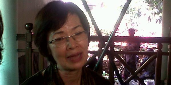 Istri Masih Tak Percaya Kris Biantoro Meninggal