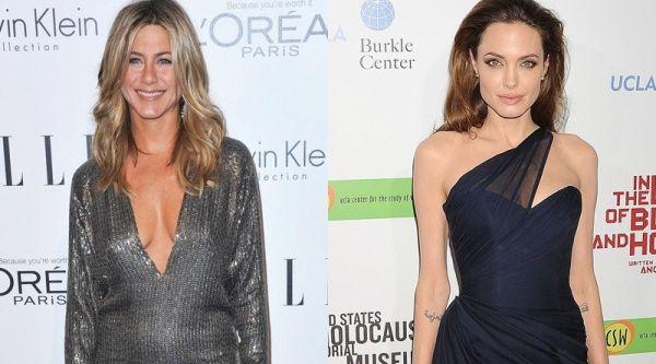 Jennifer Aniston Tolak Satu Pesawat dengan Angelina Jolie