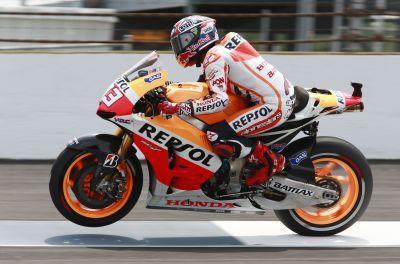 Marc Marquez. (Foto: Reuters)