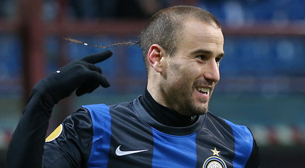 Rodrigo Palacio mencetak dua gol bagi Inter Milan Terkini Menang Besar 4-0 Atas Cittadella, Inter ke Babak Keempat Coppa Italia
