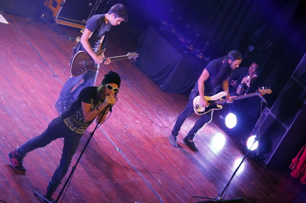 The Red Jumpsuit Apparatus (foto: Arif Julianto/Okezone)