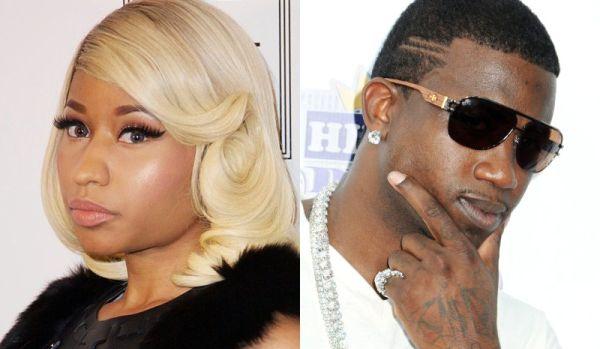 Nicki Minaj & Gucci Mane (Foto: Aceshowbiz)