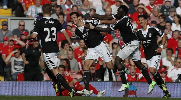 Agen Bola - Southampton Rusak Tren Positif Liverpool