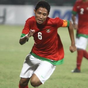 Evan Dimas Foto: SINDO