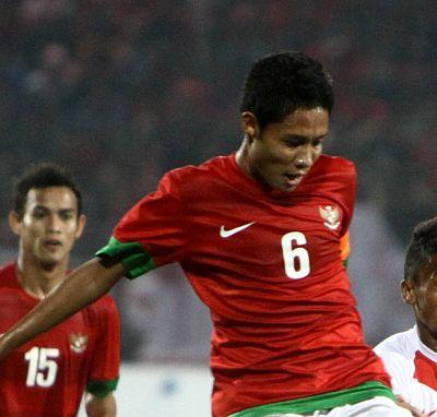 Evan Dimas. Foto: Koran SINDO