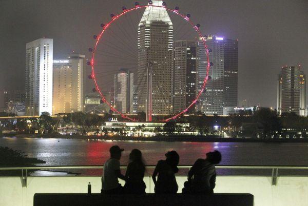 Negeri Singapura. (Foto: AP)