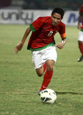Evan Dimas. (Foto: SINDO)