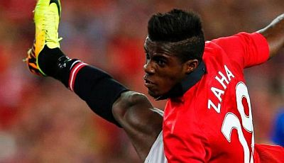 Wilfried Zaha. (Foto: Reuters)