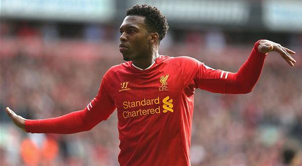 Daniel Sturridge - penyerang Liverpool (Foto: Telegraph)