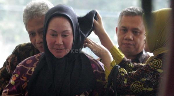 Ratu Atut Chosiyah (Foto: Dok Okezone)