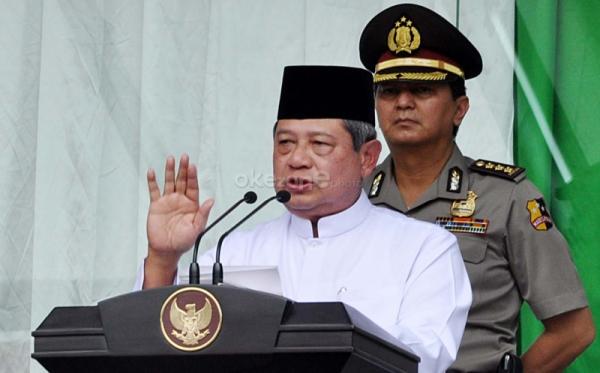 Presiden SBY (Foto: Dok. Okezome)