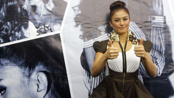 Ada Agnes Monica di Java Jazz 2014?