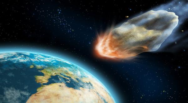 Ilmuwan : Jutaan Asteroid akan menyerang Bumi