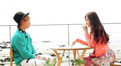 Bikin Na Eun Menangis, Taemin Disumpahi Kru We Got Married