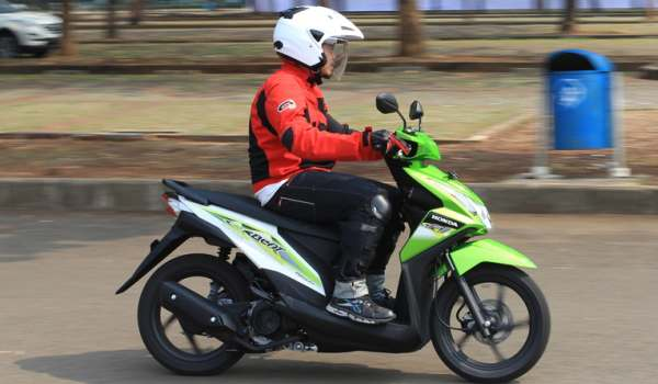 F: All New Honda BeAT-FI (Okezone)