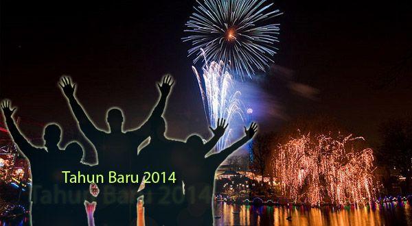 Ilustrasi tahun baru (Foto: Feri Usmawan/okezone)