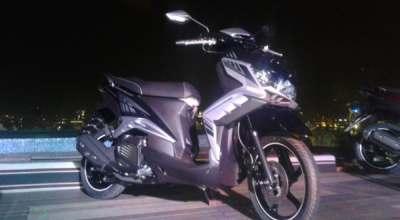 F: Yamaha New GT125 Eagle Eye (Arief A/Okezone)