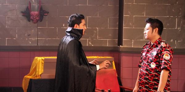 Ki Kusumo Yakin Drakula Cinta Tembus Satu Juta Penonton
