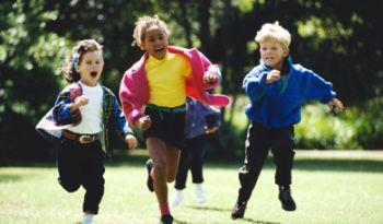 Anak Berkualitas Tak Cukup dengan Nutrisi Sehat