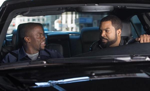 Ride Along Masih Kokoh di Puncak Box Office AS