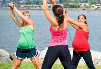 Rutin Olahraga Lindungi Bayi dari Diabetes