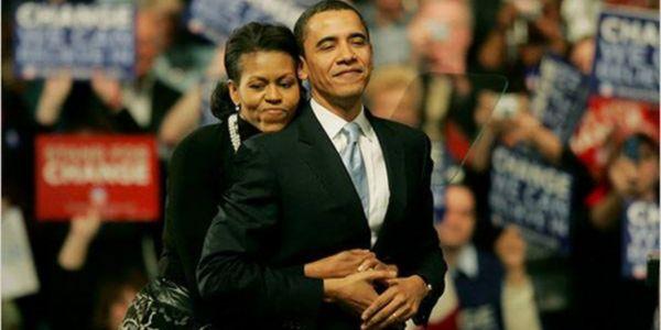 Michelle Obama Gugat Cerai Barack Obama?