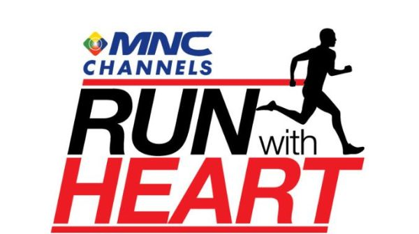 Dukung Olahraga Lari, MNC Channels Gelar Run With Heart