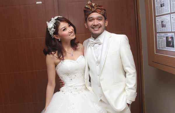 Wenda Tan Belum Mau Honeymoon dengan Ruben Onsu, Kenapa?