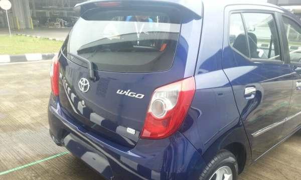 F: Toyota Wigo (Arief A/Okezone)